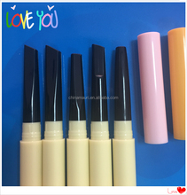 M-009 permanent waterproof eyebrow pencil with brush powder eyeliner