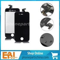 accept paypal for iphone 4s original parts for Apple parts lcd screen digitizer original for iphone 4s lcd display screen