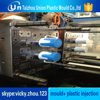 two color pet pvc injection molding