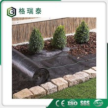 uc protect plant tree use black pp weed control weed mat