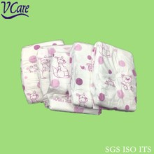 Machine Price with High Absorption Baby Diaper Manufacturers in China