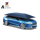 2018 hot sale car cool outdoor remout control automatic car cover sun shade car umbrella