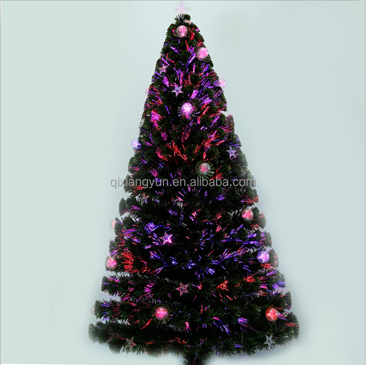 2017 fashionable christmas decoration christmas tree Christmas tree 6 feet artificial wish package luxury encryption wish tree