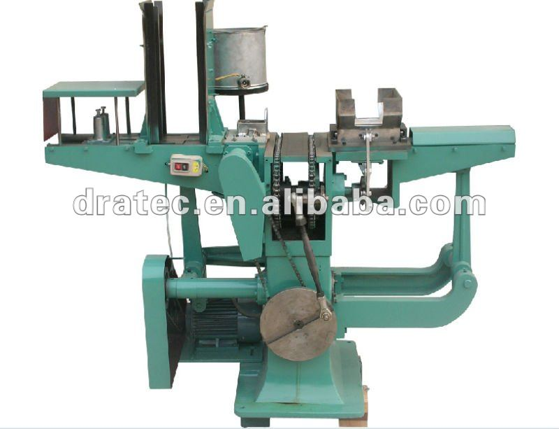 Pencil machine, Pencil lead laying & gluing machine