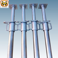 Construction Heavy Duty Adjustable Steel Shoring Prop from Real Factory in Guangzhou, China