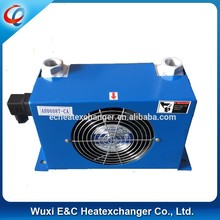 DC MOTOR with hydrualic fan oil cooler