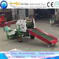 Good price hay and straw baler machine with high efficiency/mini baler hay from China