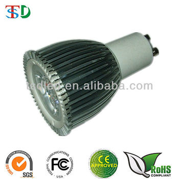 CE Approved 6W GU10 Triac Dimmable LED Spotlight