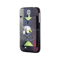 Newest color printing 3D sublimation case for iPhone 5S rugged 2 in 1 cases