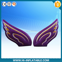 Inflatable Butterfly Wing, Stage Inflatable for Event Decoration