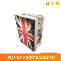 Customized Gift Box Shoes Packaging Printing