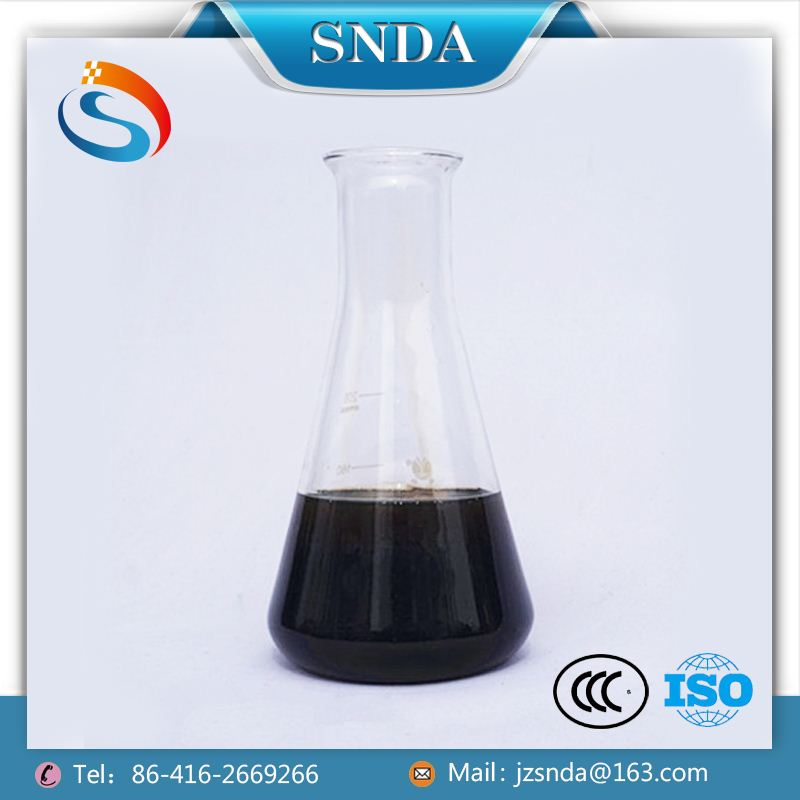 Good high temperature detergency SR105 Alkyl benzene sulfonic acid calcium Lubricant additives