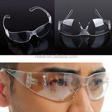 HML228A Hot Lab Safety goggles Anti Fog Dust Smoke Eye Protection Goggles Vented Safety Clear