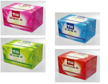 Tea Bag, Foil Bag, 2gm * 50pcs Per Box