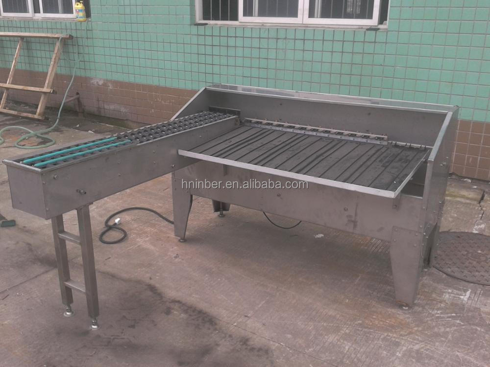 Factory supply egg grading machine for sale