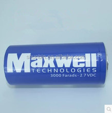 maxwell super capacitor 2.7v 3000f graphene super capacitor solar power bank