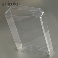 Customized Blank Clear Packaging Box