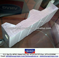 NIGERIA- ALUMINIUM PVDF COATED ROOF/WALL SANDWICH PANEL _DANA STEEL