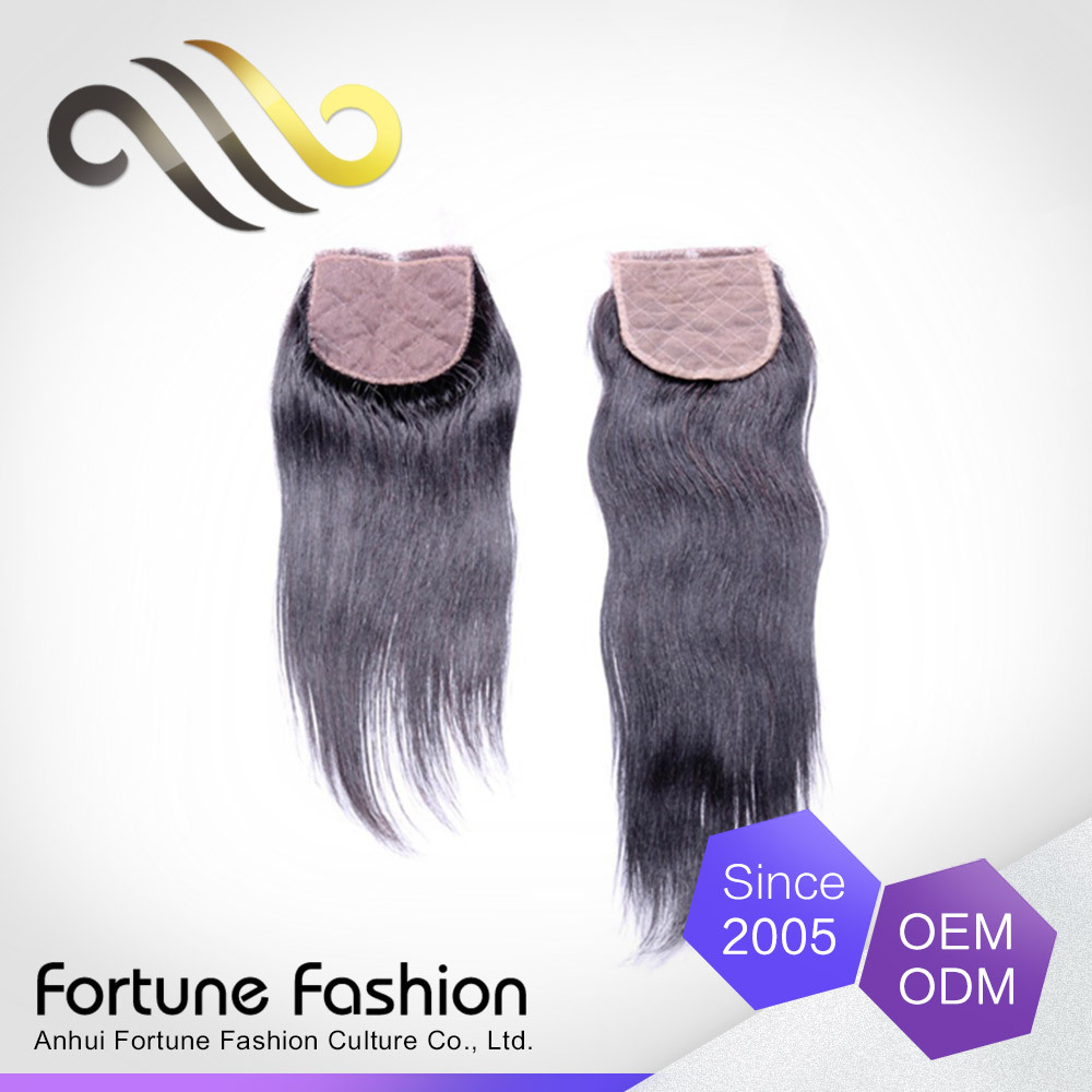 General Highest Level Wholesale Price Free Parting Lace Straight Hair Swiss Closure