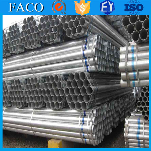steel structure building materials ! galvanized steel company astm a53 grade b schedule 40 gi steel pipe