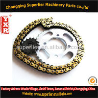 front sprocket fit NX 400 FALCON 15T CNC sprocket
