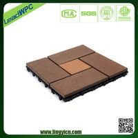 crak resistant solar decking tiles heat resistant vinyl flooring