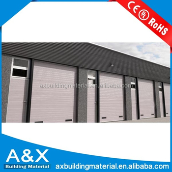 Wonderful Latin Style Roller Shutter/ European Market