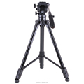 Industrial video camera body tripod mount