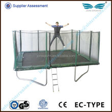 Enclosures Net New Style Useful Fitness Outdoor cheap square trampolines for sale