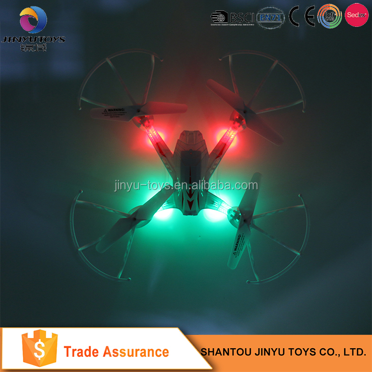 Electronic remote control quadcopter toy 2.4G 6 axis rc hobby drone