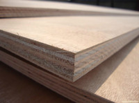 Quality okoume plywood, water-profe and E1 glue /NINA Brand