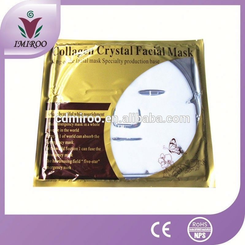 Whitening moisturizing hyaluronic acid face mask natural silk facial mask sheet microbial cellulose bio cellulose facial mask