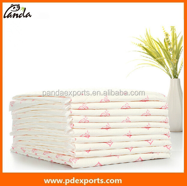 Disposable Non-woven Underpad , baby/adult care underpad from Alibaba com