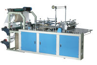Disposable plastic glove making machine on sale