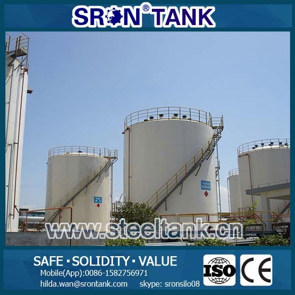 Safety & Solid Storage 5000M3 Tank with ISO CE Certifiction