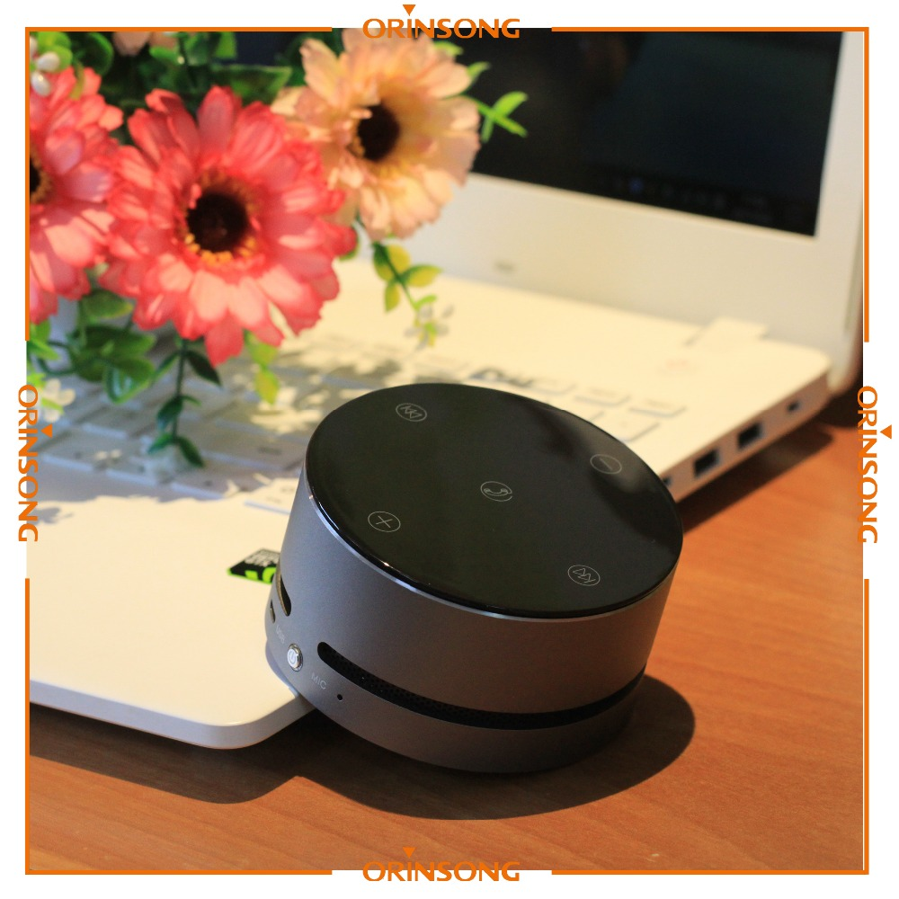 All Metal Waterproof Wireless Bluetooth mini Speaker,Music Wireless Speaker Bluetooth