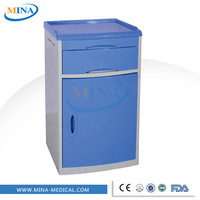 MINA-BS06 ABS hospital used medical cabinets , used medical cabinets