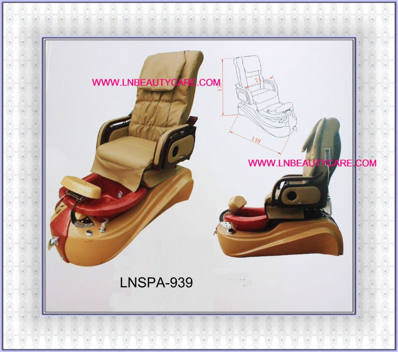LNSPA-939 Foot SPA massage chair & Pipeless pedicure SPA chair & 1 year warranty