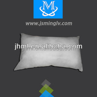 White Disposable Airline Pillow With Sewn