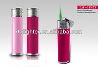 Promotion lighter with gas