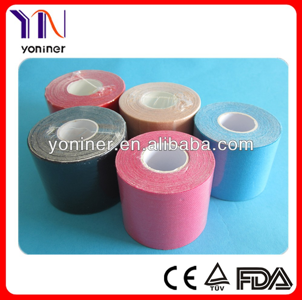Good quality printed kinesiology sports tape