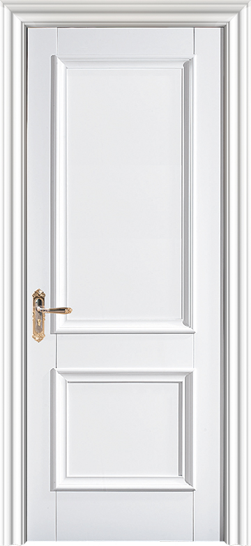 Factory direct sale modern door designs for houses from Chinese supplier