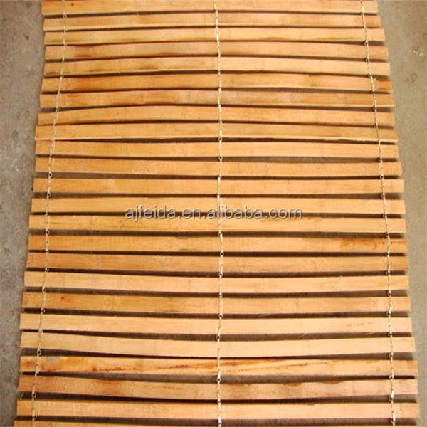 FD-023 Technology of bamboo fence