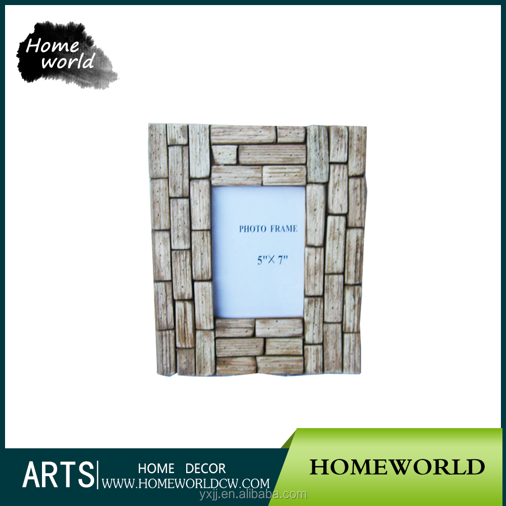 "5"" x 7"" original wooden photo frame graduating frame your photo for sweet time"