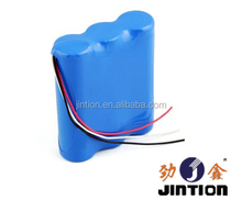Lithium 18650 2000mAh 12v Rechargeable battery pack