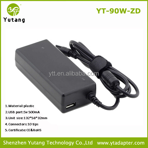 90w Universal <strong>Battery</strong> Charger for Laptop