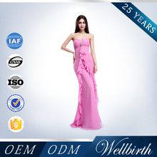 Asymmetric Multi layers Handmade Plus Size High Low Prom Dresses For Pregnant Girls