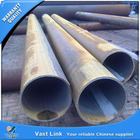 Mill Certificated erw welded cold rolled q235 rectangular/square carbon steel pipe/ tube from China