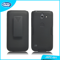Hot sale wholesale cell phone holster case for Huawei ascend y550