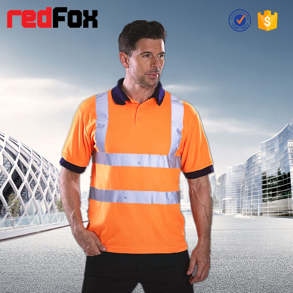 high quality safety polo shirts wholesale china